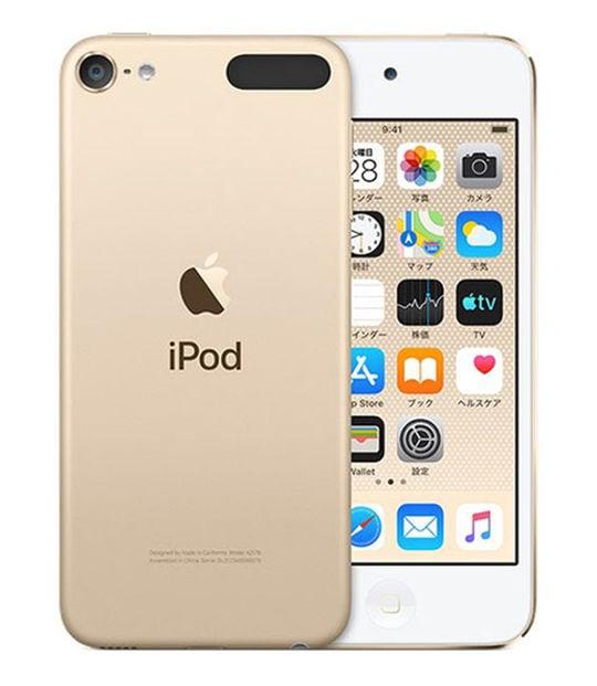 【中古】【安心保証】 DAP>iPodtouch7[32GB](ゴールド)MVHT2J