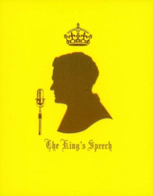 【中古】英国王のスピーチ コレクターズ・ED 【ブルーレイ】/コリン・ファース