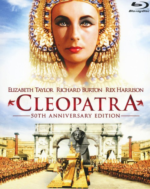 【中古】初限)クレオパトラ(1963)…50周…版コレクターズBOX 【ブルーレイ】/エリザベス・テイラー