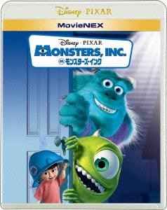 【新品】モンスターズ・インク MovieNEX BD+DVDセット 【ブルーレイ】/ジョン・グッドマン