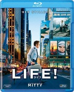 【新品】廉価】LIFE!/ライフ 【ブルーレイ】/ベン・スティラー