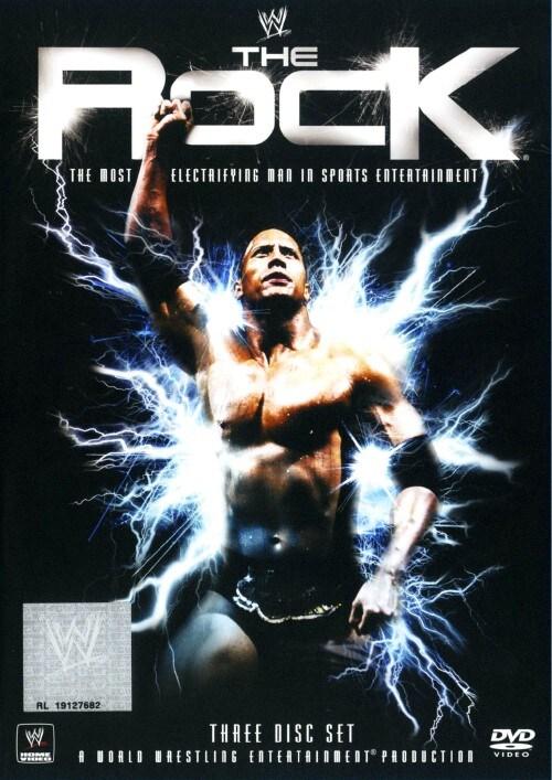 【中古】WWE ザ・ロック 【DVD】/ザ・ロック