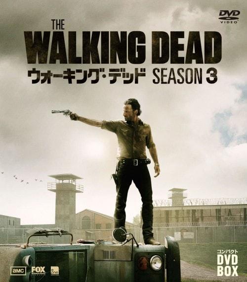 【中古】ウォーキング・デッド 3rd コンパクト BOX 【DVD】/アンドリュー・リンカーン