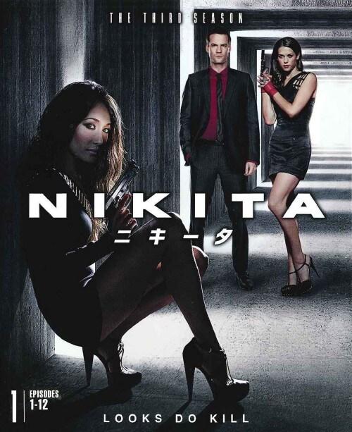 【中古】1.NIKITA/ニキータ 3rd セット 【DVD】/マギー・Q