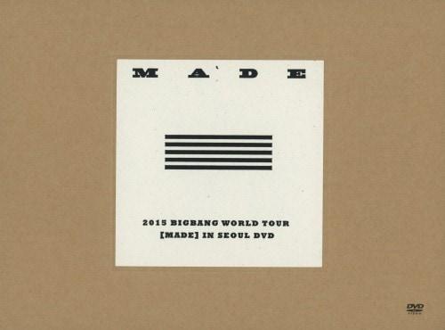 【中古】初限)2015 BIGBANG WORLD TOUR MADE IN… 【DVD】/BIGBANG