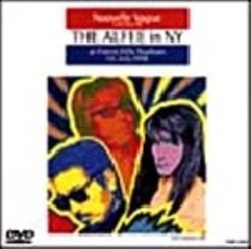 【中古】THE ALFEE/in NY at Forest Hil…July1998 【DVD】/THE ALFEE
