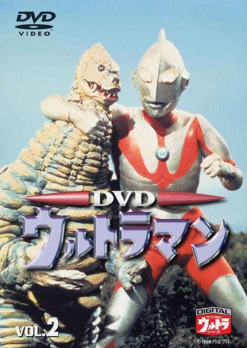 【中古】2.ウルトラマン 【DVD】/小林昭二