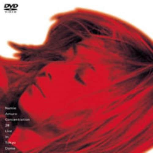 【中古】NAMIE AMURO Concentration 20LIVE IN TO… 【DVD】/安室奈美恵