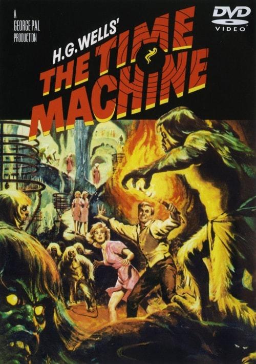 【中古】タイム・マシン (1960) 特別版 【DVD】/ロッド・テイラー