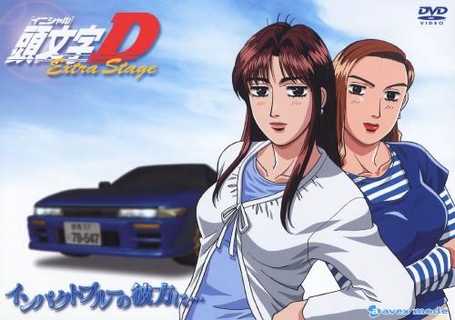 【中古】頭文字D Extra Stage インパクトブルーの彼方に 【DVD】/根谷美智子