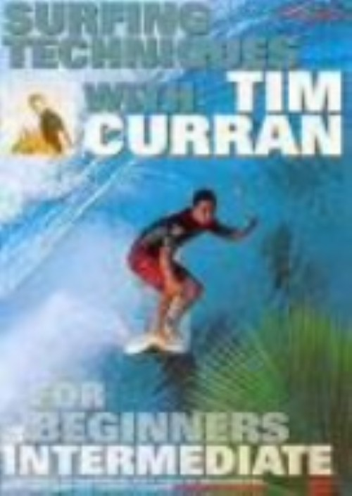 【中古】サーフテクニック WITH ティム・カラン 入門・中級編 【DVD】/ティム・カラン