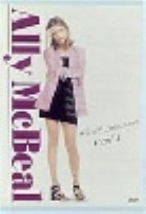【中古】限)1.アリー・マイ・ラブ 1st BOX 【DVD】/キャリスタ・フロックハート