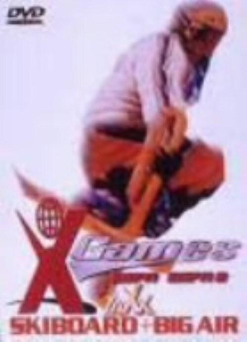 【中古】ESPN X-GAME TRIXX SKIBOARD+BIG AIR 【DVD】