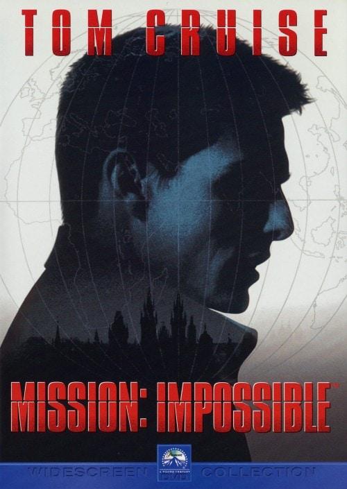 【中古】C/ミッション:インポッシブル 【DVD】/トム・クルーズ