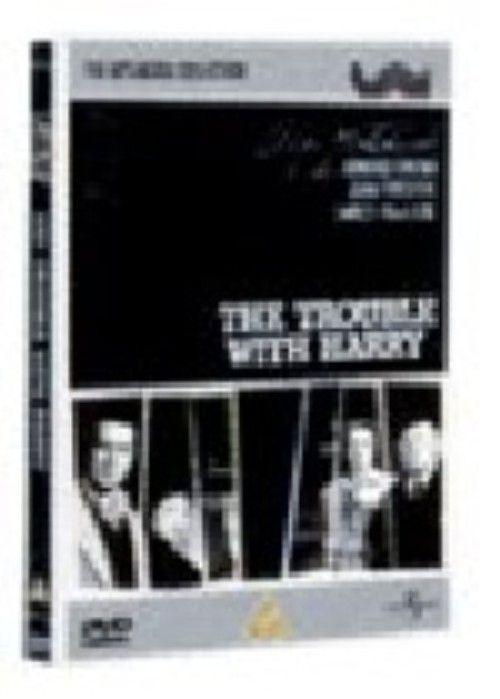【中古】ハリーの災難 【DVD】/シャーリー・マクレーン