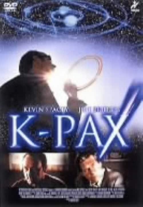 【中古】K−PAX 光の旅人 【DVD】/ケビン・スペイシー