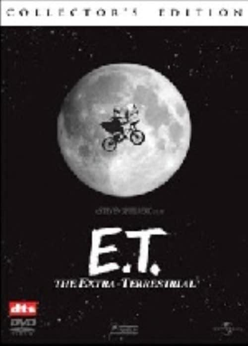 【中古】初限)E.T. コレクターズ・ED 【DVD】/ディー・ウォーレス