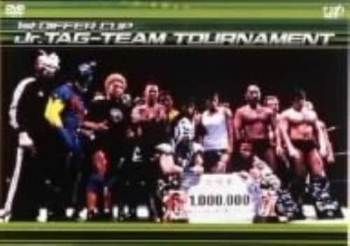 【中古】1ST DIFFER CUP JR. TAG−TEAM TOURNAMENT 【DVD】/ウルティモ・ドラゴン