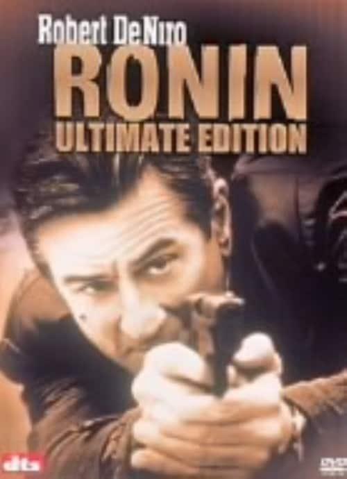 【中古】RONIN アルティメット・ED 【DVD】/ロバート・デ・ニーロ