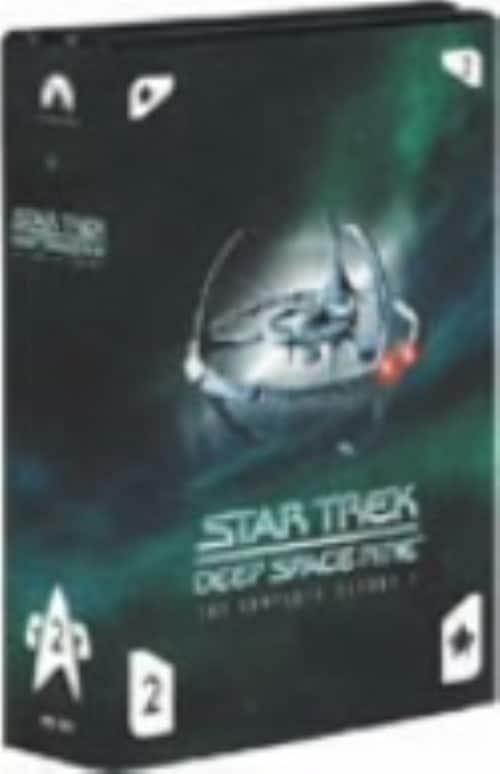 【中古】スタートレック ディープスペースナイン 2nd コレクターズBOX 【DVD】/エイヴリー・ブルックス