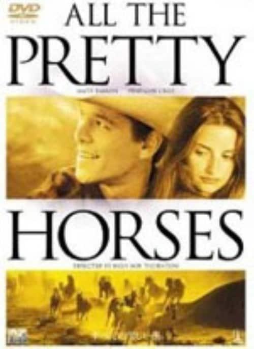 【中古】期限)すべての美しい馬 【DVD】/マット・デイモン