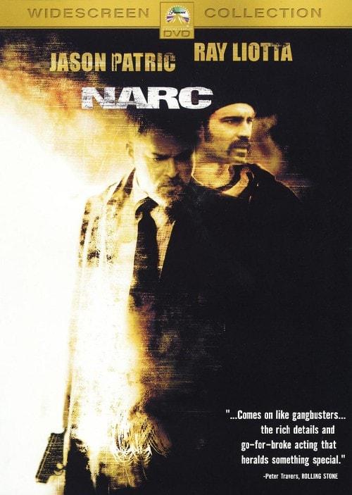 【中古】NARC ナーク 【DVD】/ジェイソン・パトリック
