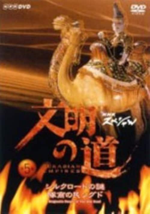 【中古】5.文明の道 シルクロードの謎 隊商の民・ソグド【DVD】