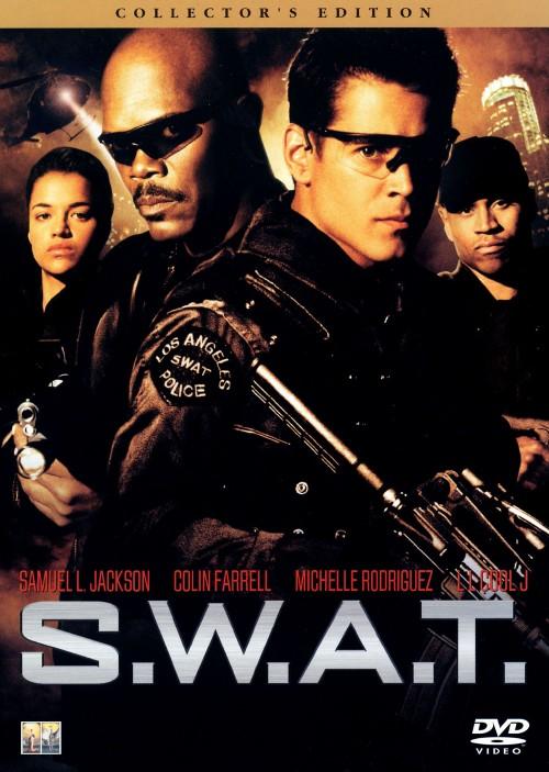 【中古】S.W.A.T. (2003) コレクターズ・ED 【DVD】/コリン・ファレル