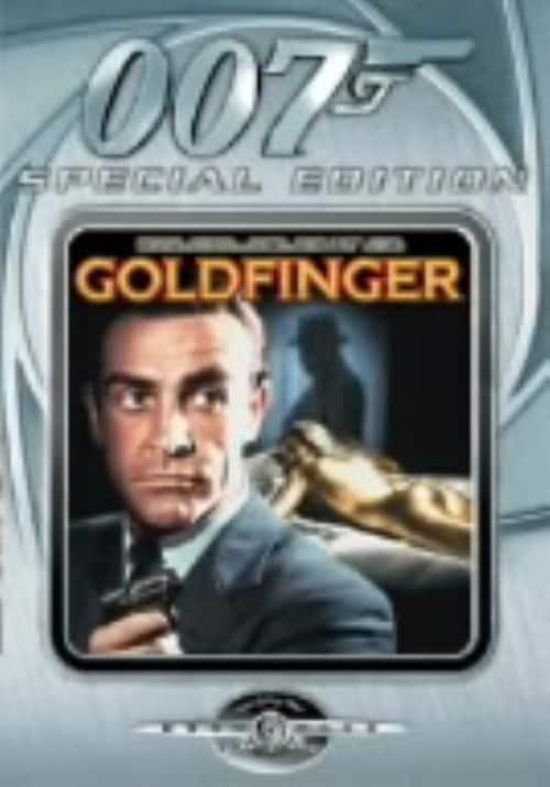 【中古】期限)007 ゴールドフィンガー 特別編 【DVD】/ショーン・コネリー