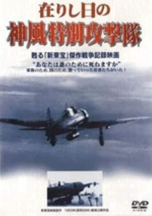 【中古】在りし日の神風特別攻撃隊 【DVD】
