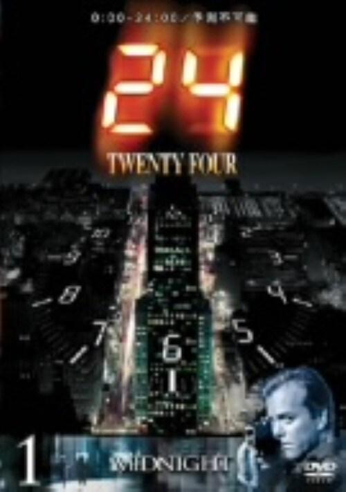 【中古】期限)1.24 TWENTY FOUR 1st 【DVD】/キーファー・サザーランド