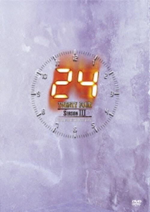 【中古】24 TWENTY FOUR 3rd コレクターズBOX 【DVD】/キーファー・サザーランド