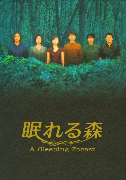 【中古】眠れる森 A Sleeping Forest BOX 【DVD】/中山美穂