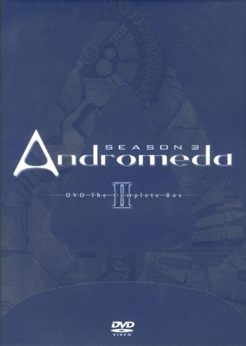 【中古】2.アンドロメダ 3rd BOX (完) 【DVD】/ケヴィン・ソルボ