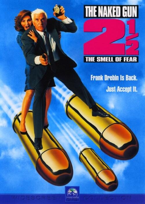【中古】期限)裸の銃を持つ男 2 1/2 【DVD】/レスリー・ニールセン