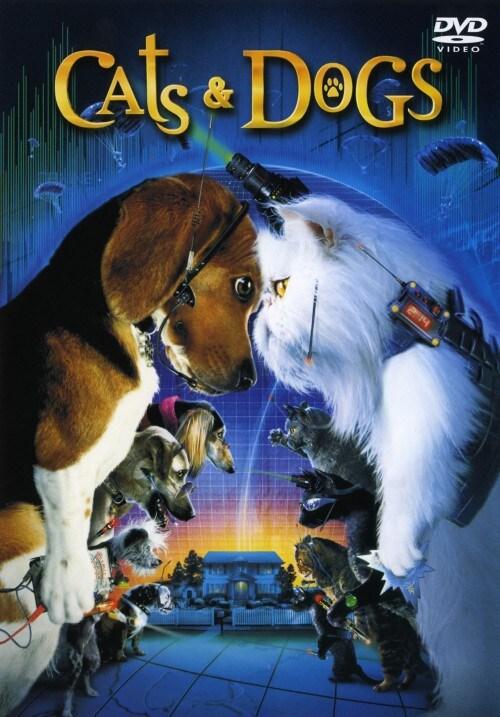 【中古】期限)キャッツ&ドッグス 特別版【DVD】/ジェフ・ゴールドブラム