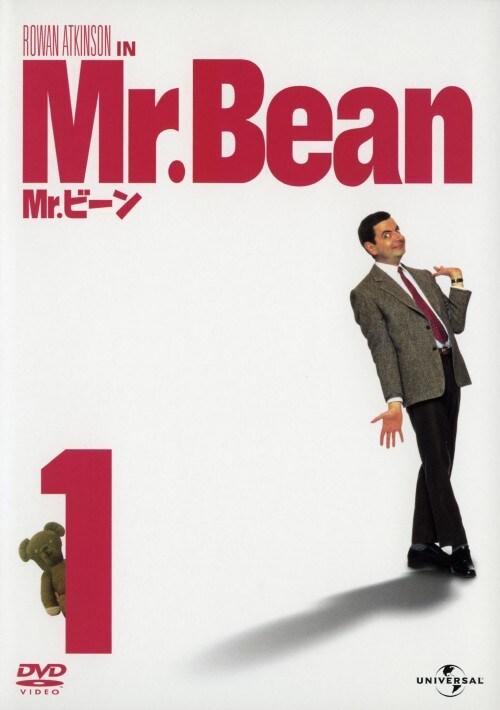 【中古】期限)1.Mr.ビーン 【DVD】/ローワン・アトキンソン