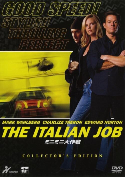 【中古】期限)ミニミニ大作戦 (2003) 【DVD】/マーク・ウォールバーグ