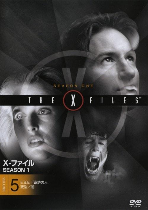 【中古】初限)5.X−ファイル 1st 【DVD】/デイビッド・ドゥカブニー