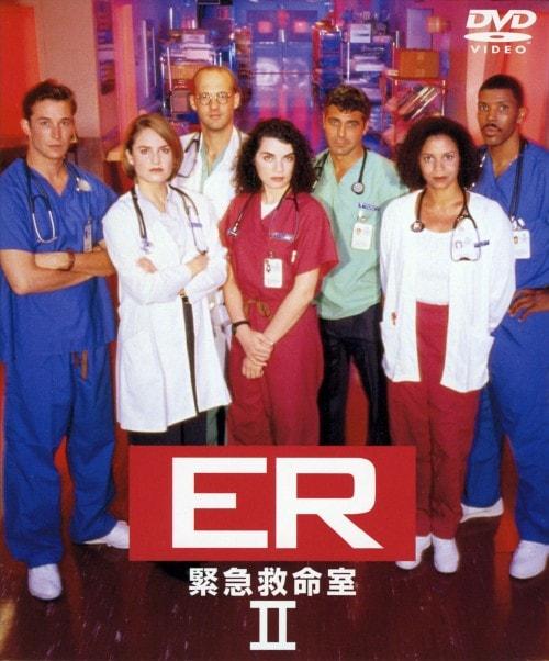 【中古】1.ER 緊急救命室 2ndセット 【DVD】/アンソニー・エドワーズ