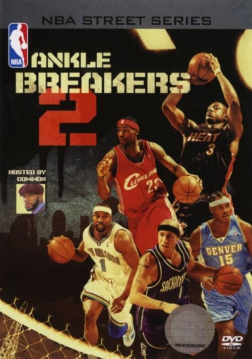 【中古】2.NBAストリートシリーズ アンクル・ブレーカーズ 特別版 【DVD】