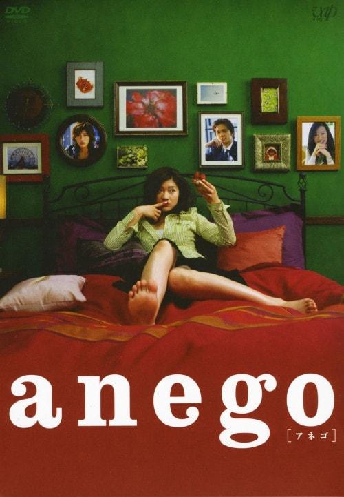 【中古】anego(アネゴ) BOX 【DVD】/篠原涼子