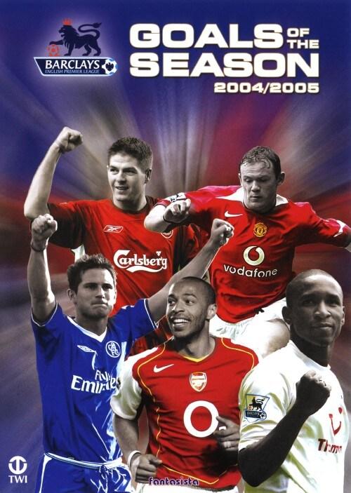 【中古】プレミアリーグ 2004−2005ゴールズ 【DVD】