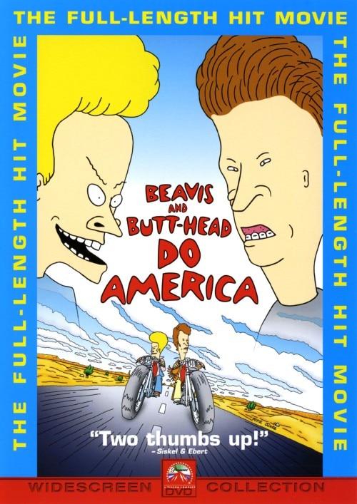【中古】期限)ビーバス&バットヘッド DO AMERICA 劇場版 【DVD】/マイク・ジャッジ