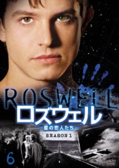 【中古】初限)6.ロズウェル 星の恋人たち 1st 【DVD】/シリ・アップルビー