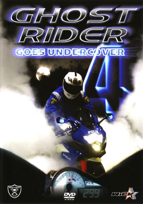 【中古】4.ゴーストライダー GOES UNDERCOVER 【DVD】