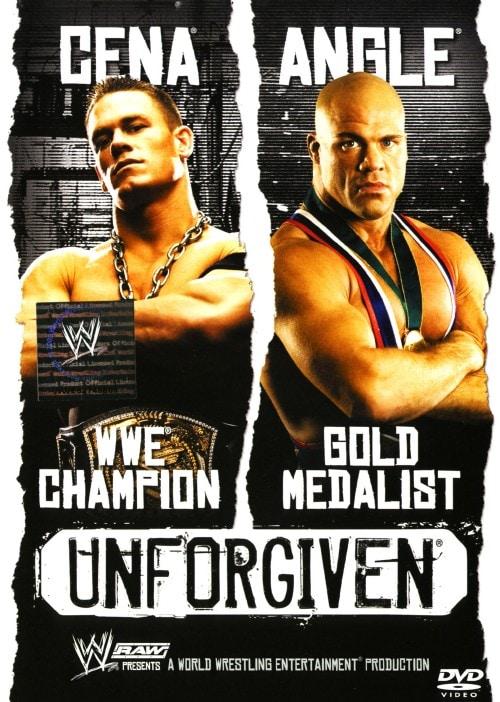 【中古】WWE アンフォーギヴェン2005 【DVD】/ジョン・シナ