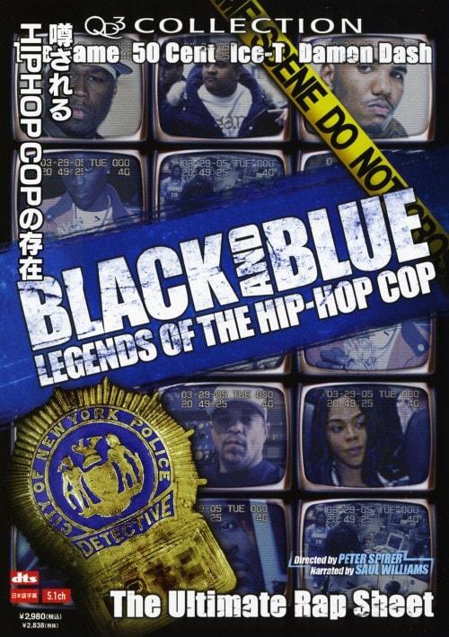 【中古】ブラック・アンド・ブルー〜レジェンド・オブ・ザ・ヒップ・ホ… 【DVD】/ジェイ−Z