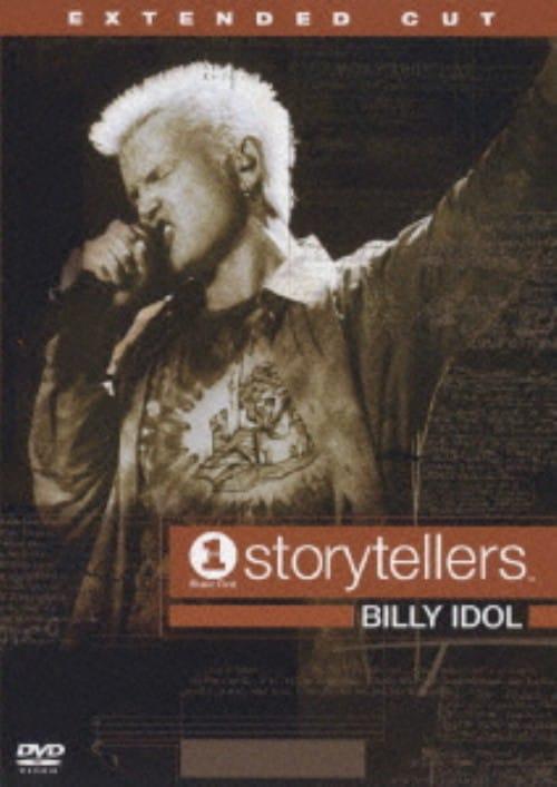 【中古】ビリー・アイドル/VH1 ストーリーテラーズ 【DVD】/ビリー・アイドル
