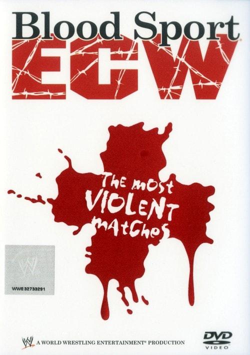 【中古】WWE ECW ブラッド・スポーツ 【DVD】